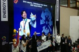 Sukses di Jakarta, Perenang Jepang Rikako Ikee Kini…