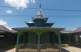 Arsitektur Masjid Lancip Diminati Peneliti Asing