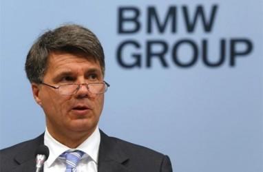 Boss BMW Bantah Beli Saham Daimler