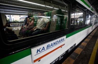 Penumpang KA Bandara Yogyakarta Terus Meningkat