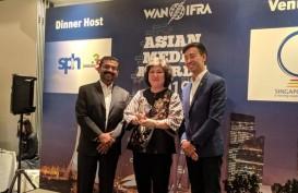 ASIAN MEDIA AWARD 2019: Bisnis Indonesia Raih Silver untuk Kategori 'Best in Overall Design'