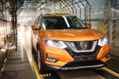 Nissan X-Trail Terbaru Uji Jalan di Jakarta