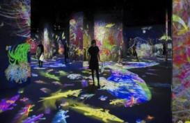 5 Interaktif Instalasi Ramaikan Art Exhibition di Jakarta