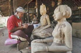 Perajin Ukir Bali Tingkatkan Daya Saing, Ini Fasilitasi…