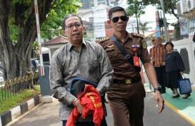Saksi dari Polda Berhalangan, Sidang Kasus Mafia Bola Joko Driyono Ditunda