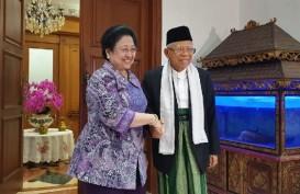 Megawati dan Ma'ruf Amin Sepakat Rekonsiliasi Nasional selepas 22 Mei