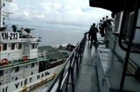 Batas Perairan RI dengan Malaysia, Singapura, dan…