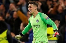 Menang Drama Adu Penalti, Chelsea Tantang Arsenal…