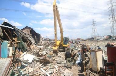 Penataan Tambakrejo Semarang, Kena Gusur Sehabis Sahur