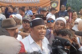 Kejati DKI Jakarta Terima SPDP Tersangka Dugaan Makar…