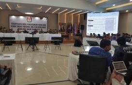 Rekapitulasi KPU : Jokowi-Ma'ruf Amin Menang Telak di Bali, PDIP Kuasai Pulau Dewata