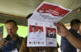 Data Kawal Pemilu : Selisih Makin Lebar, Jokowi-Ma'ruf Unggul 13,5 Juta Suara dari Prabowo-Sandi