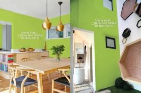 Sambut Lebaran, Nippon Paint Perkenalkan Warna Hijau…