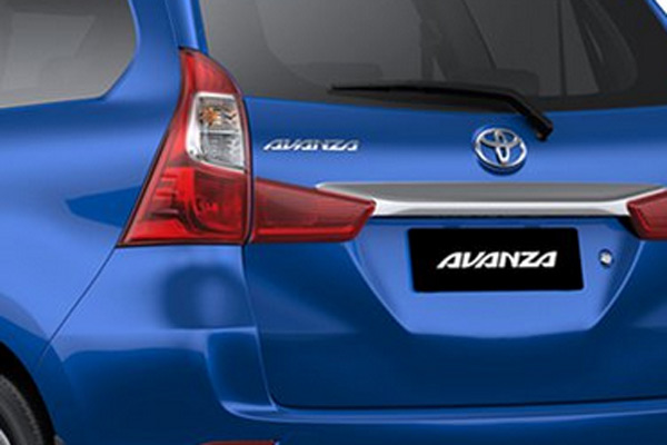 Toyota Avanza.  - TAM