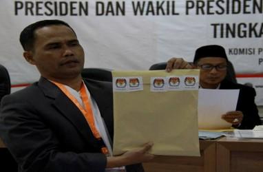 Rekapitulasi KPU: Jokowi-Amin Menang di Kaltim