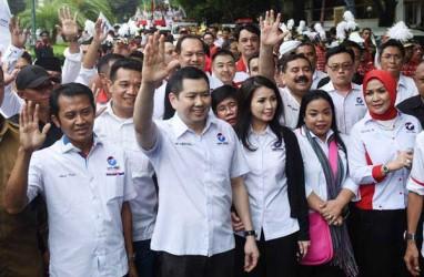 Perindo Kalah Kreatif dan Progresif dari Partai Solidaritas Indonesia