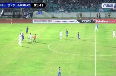Liga 1: PSIS vs Arema FC 2-0 di Laga Uji Coba. Ini Videonya
