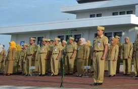 Aturan Menkeu Terbit, Besaran THR bagi PNS, TNI, Polri, dan Pensiunan 1 Kali Penghasilan