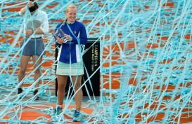 Kiki Bertens Juara Tenis Madrid Terbuka