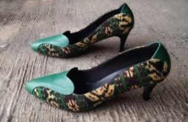 Namora Etnik, Andalkan Reseller Pasarkan Produk Sepatu