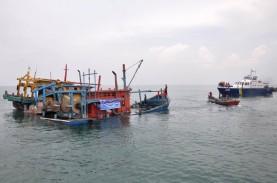 Penenggelaman Kapal Ilegal Menguntungkan Secara Bisnis