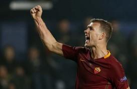 Hasil Lengkap Liga Italia : Hajar Juventus 2 - 0, Roma Bidik Liga Champions
