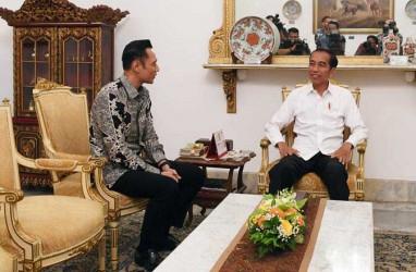 Demokrat dan PAN Merapat ke Jokowi: Koalisi Indonesia Kerja Terbelah