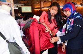 Pelajar SMAN 2 Denpasar Produksi Jaket Antingantuk