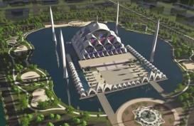 Masjid Raya Ikon Baru Bandung Al-Jabbar Selesai 2020