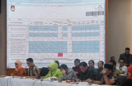 Rekapitulasi KPU : Di Yogyakarta, Suara Prabowo-Sandiaga Lebih Rendah dari Elektabilitas GKR Hemas