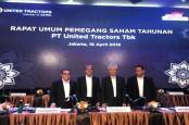 United Tractors (UNTR) Kucurkan Rp10,05 Miliar untuk Eksplorasi Emas pada April 2019