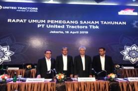 United Tractors (UNTR) Kucurkan Rp10,05 Miliar untuk…
