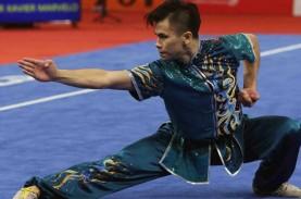 Jelang Sea Games, Proses Latihan Wushu Makin Intensif