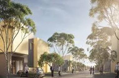 Eco Residence Klaster Acacia Samanea Hill Mulai Dibangun