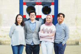 Mahasiswa Indonesia Lolos ke Babak Final Kompetisi…