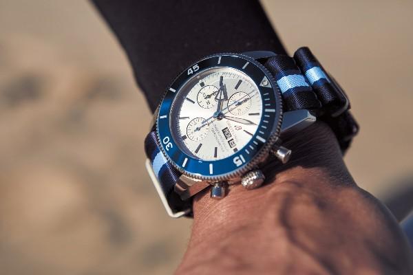 Breitling Superocean Heritage Ocean Concervancy Limited Edition - Breitling