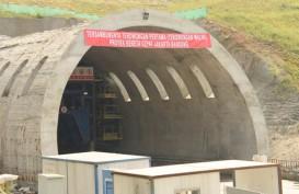Terowongan Kereta Cepat di Walini, Jabar Akhirnya Tembus
