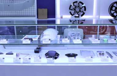 Diserbu Produk Impor, IKMA Komponen Otomotif Harus Tingkatkan Kualitas