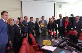 LAPORAN DARI ITALIA : BKSAP-DPR RI Kunjungi Italian Trade Agency