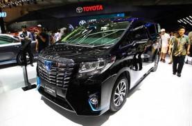 Mudik Lebaran, Bisnis Penyewaan Mobil Mewah Laris