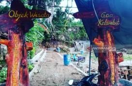 Nilai Wisata Goa Kelambit Sumsel Dikembangkan