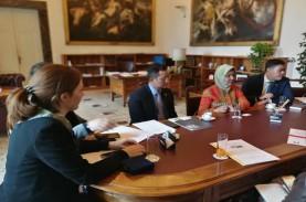 LAPORAN DARI ITALIA: Parlemen Italia dan Indonesia…