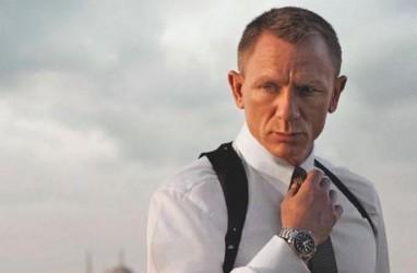 Daniel Craig Cedera, Rilis Film James Bond Teranyar Ditunda