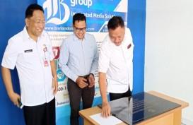 Gubernur Sulut Kunjungi Kantor Bisnis Indonesia di Manado