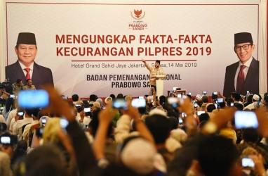 PKB Berharap Prabowo Hanya Emosi Sesaat