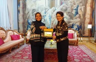 LAPORAN DARI ITALIA : KBRI Roma Dorong Peningkatan Nilai Perdagangan Indonesia - Italia