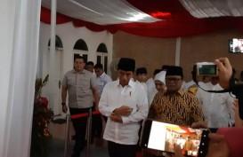Jokowi Hadiri Buka Bersama dengan Pimpinan dan Anggota DPD RI