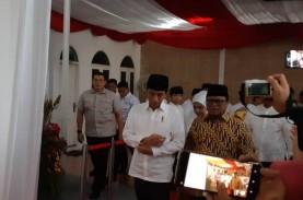 Jokowi Hadiri Buka Bersama dengan Pimpinan dan Anggota…