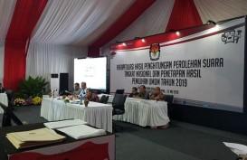 KPU : Rekapitulasi Suara Pemilu Nasional Kemungkinan Selesai Sebelum 22 Mei