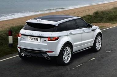 Range Rover Evoque Dipastikan Masuk Indonesia Tahun Ini